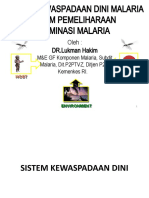 SISTEM KEWASPADAAN DINI MALARIA DALAM PEMELIHARAAN ELIMINASI MALARIA (Jakarta 27 Februari 2020) _Lukman (1)