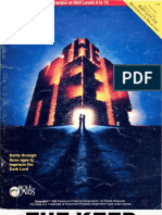 Mayfair Games - Role Aids - 714 - The Keep