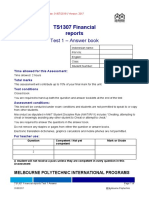 TS1307 Financial reports Test 1 Answer book-dikonversi