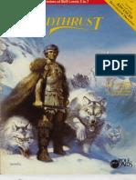 Mayfair Games - Role Aids - 715 - Sword Trust
