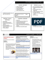 space activity planners written component - ashley crute