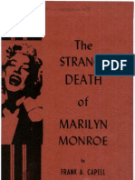 The Strange Death of Marilyn Monroe