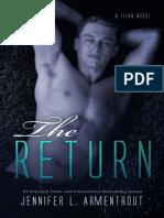 The Return - Jennifer L Armentrout