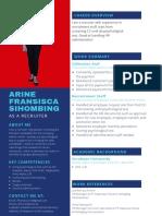 Arine's CV