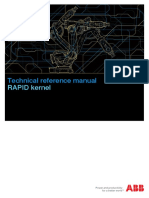 RAPID - Kernel Manual