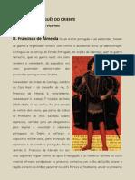 A construção do Império Portugues no Oriente