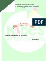 Kites- Solutia Optima