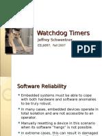 JeffreySchwentner-WatchdogTimers.ppt