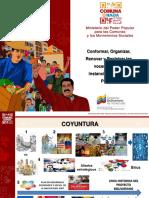PRESENTACION DE MODULO N°1 RENOVACION DEL PODER POPULAR. DEF