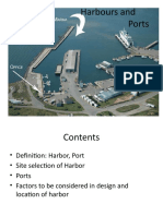 Harbours and Ports Sayyad.pptx