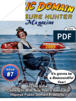 Public Domain Treasure Hunter Magazine Issue #7