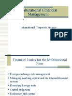 International  Finance Intro