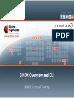 03_BiNOX Overview & CLI