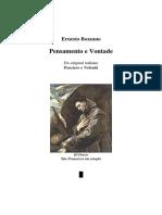 Pensamento e Vontade - Ernesto Bozzano