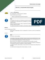 Componentes para precalentador de aire de admisión.pdf