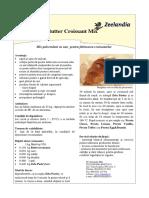 Fisa prezentare Buttercroissant Mix