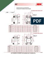 Flanges SAE HDA.pdf