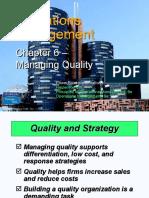 ch06 Managing Quality