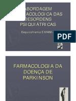 Aula 6 - FÁRMACOS ANTIPSICÓTICOS
