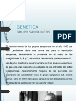 GENETICA este