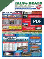 Steals & Deals Central Edition 3-12-20