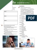 Speakout Grammar Extra Pre-Intermediate Unit 2_Часть2
