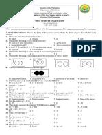 First Quarter Examination Grade 7.docx