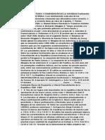PRUEBA DE ESTUDIO Y COMPRENSIÓN DE LA SOCIEDAD Coeficiente Uno SELECCIÓN ÚNICA