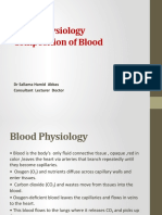 Blood Physiology ppt