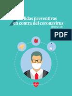 Cartilla Coronavirus - Prevención