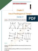 CBSE-CBSE-Class-9-NCERT-Solution-Mathematics-Area-of-Parallelograms-Triangles