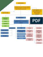 mapa conceptual microfinazas