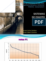 10-Sistemas de Esgoto 2011-2