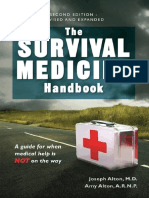 The Survival Medicine Handbook_ A Guide for When Help is Not on the Way-Doom and Bloom