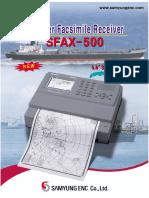 SFAX-500-E
