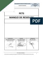 SIG-PRC-PETS-032 MANEJO DE RESIDUO.docx
