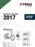 Z-Tech Bikes catalog2017
