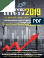 Outlook Energi Indonesia 2019