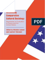 [Cambridge Cultural Social Studies] Michèle Lamont, Laurent Thévenot - Rethinking Comparative Cultural Sociology_ Repertoires of Evaluation in France and the United States (2000, Cambridge U.pdf