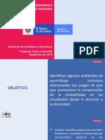 Presentación_JUEGO Y PROBABILIDAD