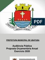 Proposta Orçamentaria