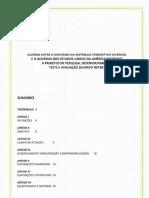 ACORDO ENTRE O GOVERNO DA REPÚBLICA FEDERATIVA DO BRASIL  E O GOVERNO DOS ESTADOS UNIDOS DA AMÉRICA REFERENTE  A PROJETOS DE PESQUISA, DESENVOLVIMENTO,  TESTE E AVALIAÇÃO (ACORDO RDT&E)