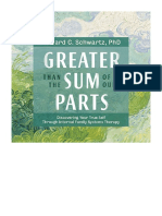 [2018] Greater Than the Sum of Our Parts by Richard C. Schwartz PhD | Discovering Your True Self Through Internal Family Systems Therapy | Sounds True