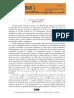 Un escenario desafiante - Miguel García