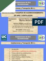02.- Definiciones y clasificación de instalaciones