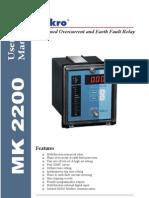 MK2200 User's Manual