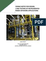ENGINEERING NOTES FOR DESIGN OF SKIDS - REV  J - 03 MAR 2015