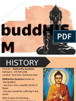 Buddhism-Report