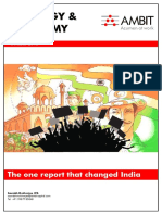 Ambit- STRATEGY & ECONOMY- Theamatic- eRr Group- The one report that changed India