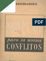 Solução para os nossos conflitos - Jiddu Krishnamurti.pdf
